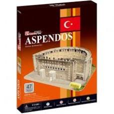ASPENDOS 3D MAKETİ