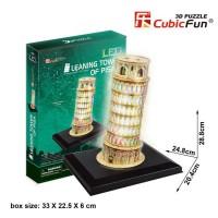 LEANİNG TOWER OF PİSA 3D MAKETİ