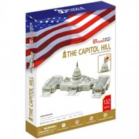 THE CAPITOL HILL 3D MAKETİ