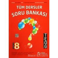 8. Sınıf Tüm Dersler Soru Bankası TEOG