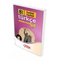8. Sınıf Türkçe Fasikül Soru Bankası