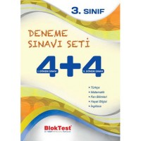 3. SINIF TÜM DERSLER DENEME SINAVI SETİ