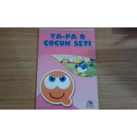 YA-PA Q ÇOCUK SETİ-7 (5-6 YAŞ)