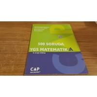 YGS 500 Soruda Matematik A Çap Yayınları