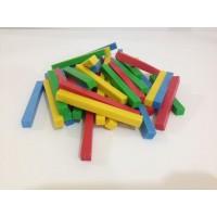 Sayma Çubukları (Plastik), 25 Parça