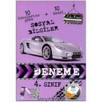 4. SINIF SOSYAL BİLGİLER DENEME SETİ