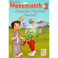 3. SINIF MATEMATİK KAZANIM TARAMA TESTLERİ