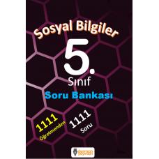 5. Sınıf Sosyal Bilgiler Soru Bankası - Derman Yayınları