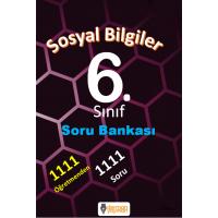 6. Sınıf Sosyal Bilgiler Soru Bankası - Derman Yayınları