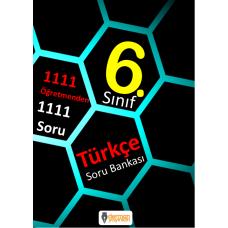 6. Sınıf Türkçe Soru Bankası  - Derman Yayınları