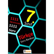7. Sınıf Türkçe Soru Bankası - Derman Yayınları