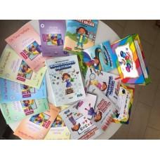 1. Sınıf Çıtçıt Okuma Yazma Seti