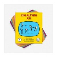 Cin Ali Serisi ( 10 Kitap )