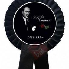 10 Kasım Atatürk Kokartı