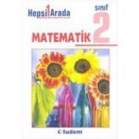 2. Sınıf Matematik Hepsi 1 Arada / Kolektif / Tudem Yayınları - Ders Kitapları