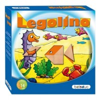 Legolino - Yaş Grubu 3-6 Yaş
