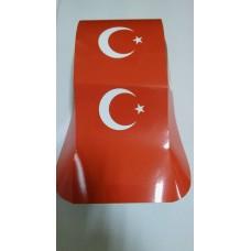 Türk Bayraklı Şapka
