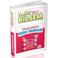 3. Sınıf Bilsem Çözümlü Soru Bankası