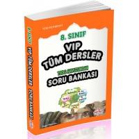 8. Sınıf VIP Tüm Dersler Soru Bankası