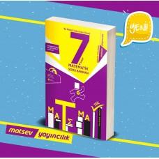 7. Sınıf Matematik Soru Bankası - Matsev Yayıncılık